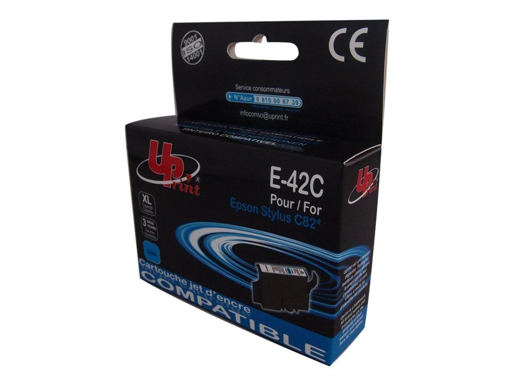 Epson T0422 Intercalaires - compatible UPrint E.42C - cyan - cartouche d'encre