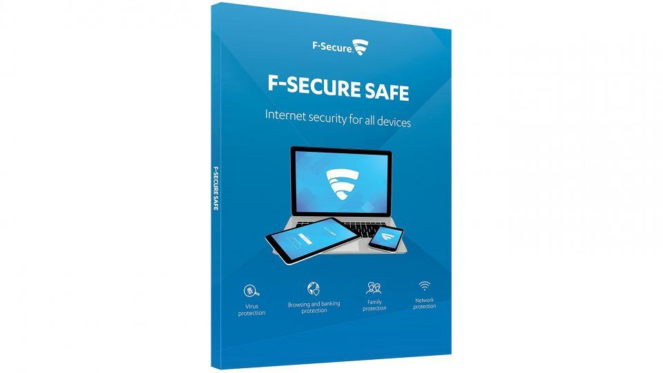 F-Secure SAFE - abonnement 12 mois - 3 utilisateurs