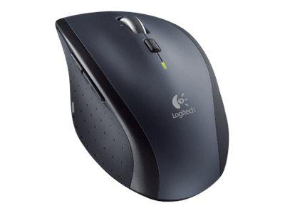 Logitech M705 - souris sans fil - argent