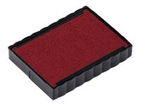 Trodat - 3 Encriers 6/4750 recharges pour tampon Printy 4941/4750 - rouge