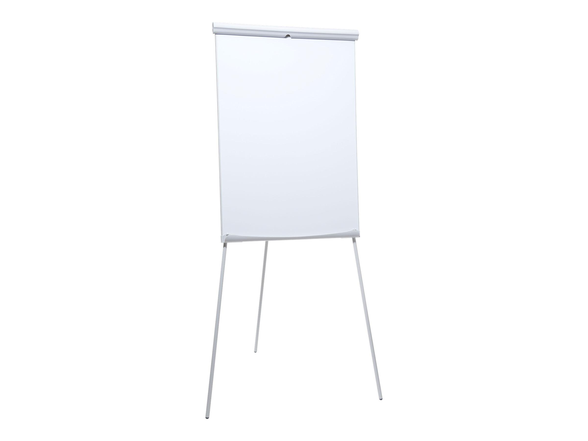 DAHLE - Chevalet de conférence - métallique magnétique - 68 x 92 cm - laqué - 3 pieds