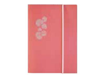 Oxford - Porte-Cartes pastel A6 - 80 cartes - disponible dans différentes couleurs