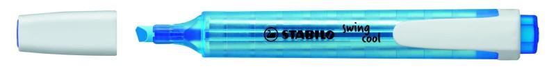 STABILO swing cool - Surligneur - bleu
