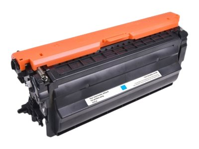 HP 655A - compatible Uprint HL652CUPHY - cyan - cartouche laser