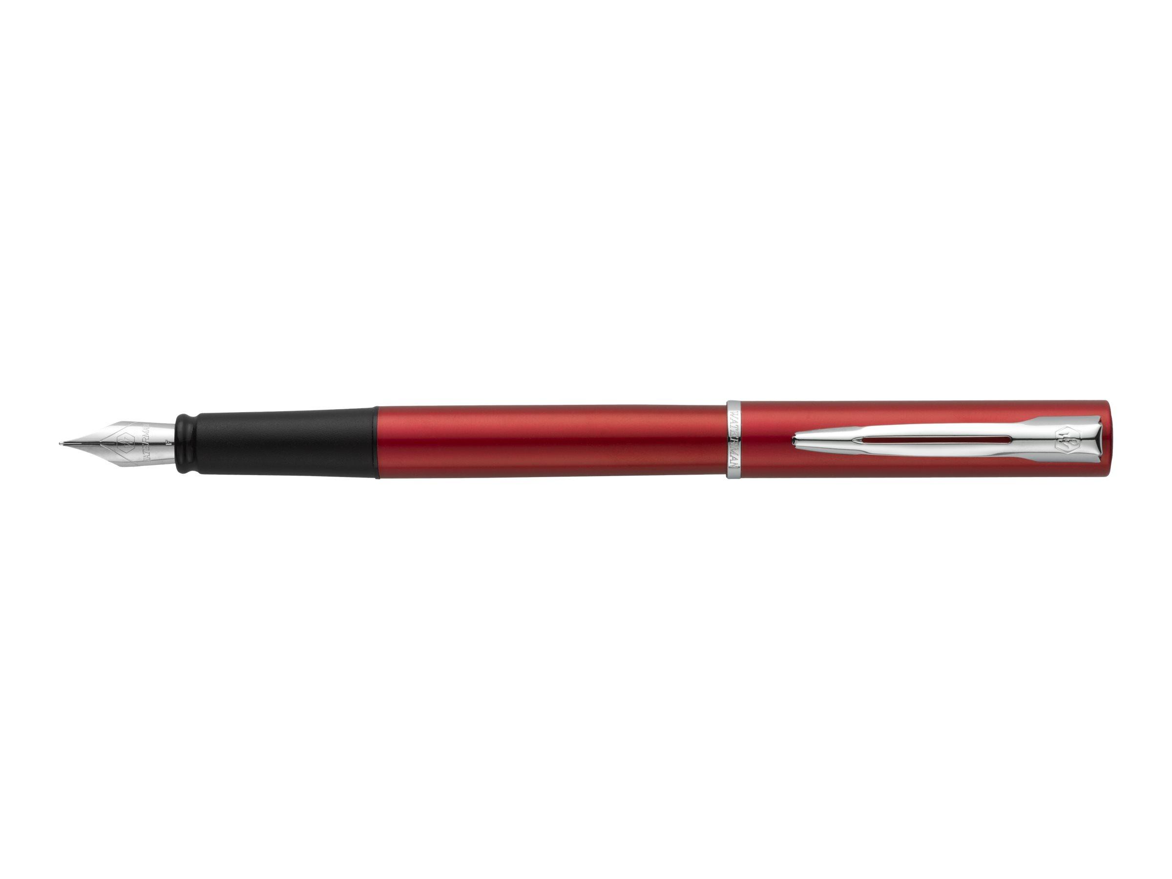 Waterman Allure - Stylo plume rouge - pointe fine