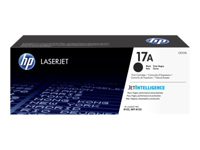 HP 17A - noir - cartouche laser d'origine