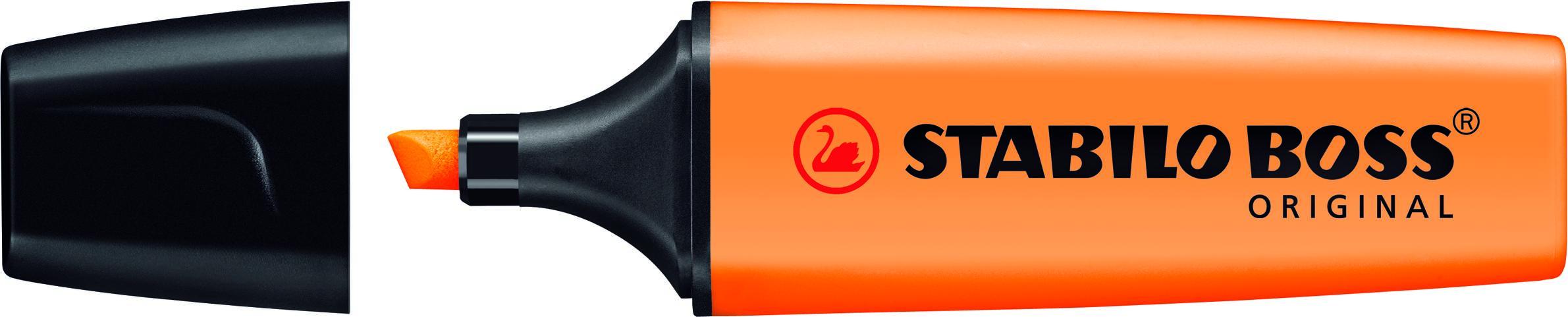 STABILO BOSS ORIGINAL - Surligneur - orange