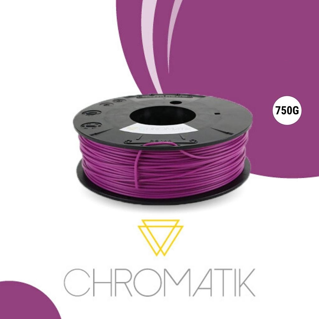 Dagoma Chromatik - filament 3D PLA - magenta - Ø 1,75 mm - 750g
