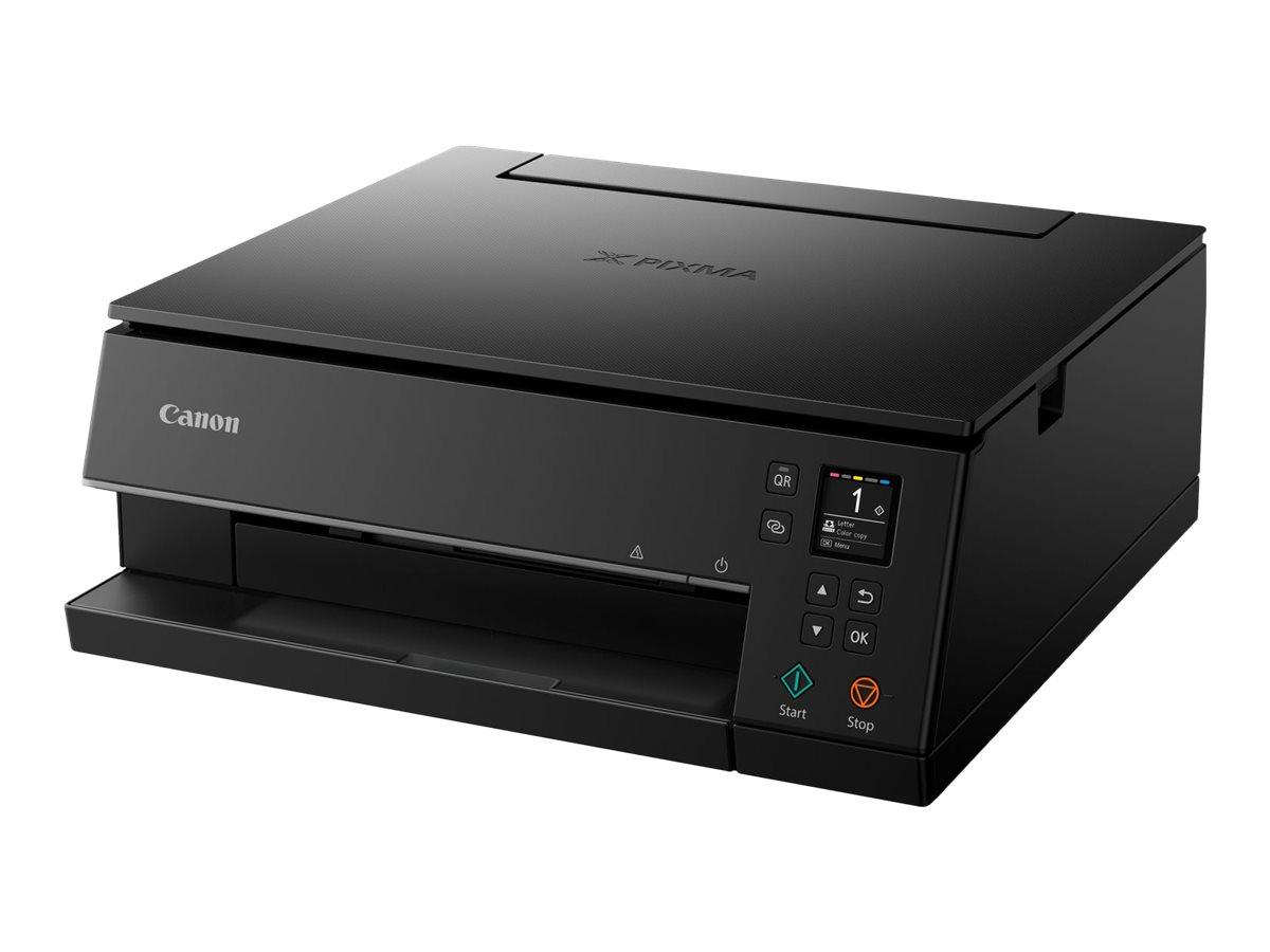 Canon PIXMA TS6350 - imprimante multifonctions jet d'encre couleur A4 - Wifi, Bluetooth, USB - recto-verso