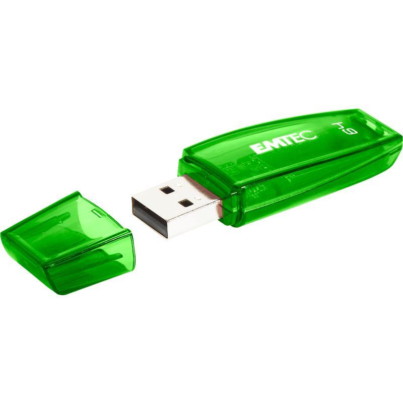 Emtec Color Mix C410 - clé USB 64 Go - USB 2.0