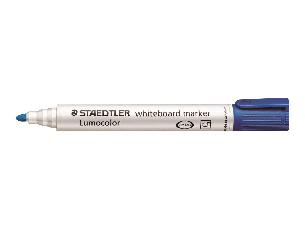 STAEDTLER LUMOCOLOR 315 - Marqueur non permanent - pointe moyenne - bleu