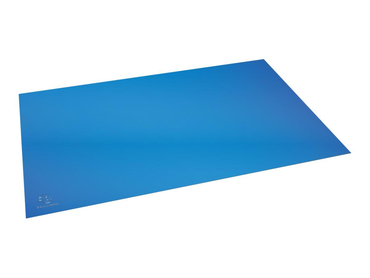 Exacompta Clean'Safe - Sous-main bleu