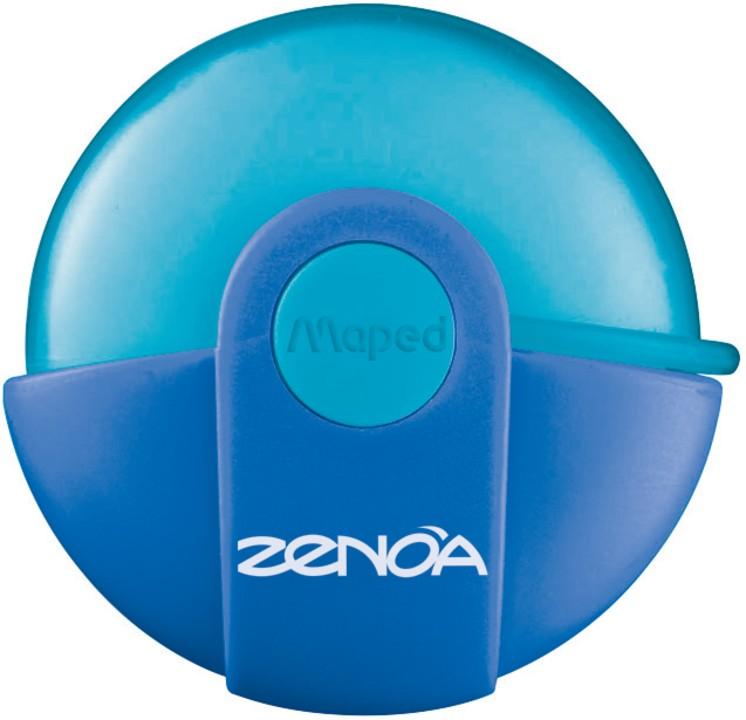 Maped - Gomme Zenoa - étui de protection rotatif