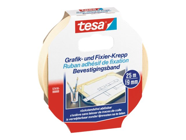 Tesa - Ruban Krepp