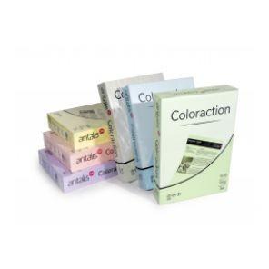 Antalis Coloraction - Papier couleur - A4 (210 x 297 mm) - 80 g/m² - 500 feuilles - atoll