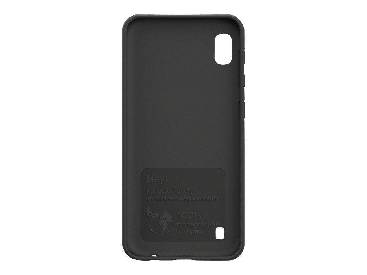 Just Green - Coque de protection pour Samsung A10 - noire