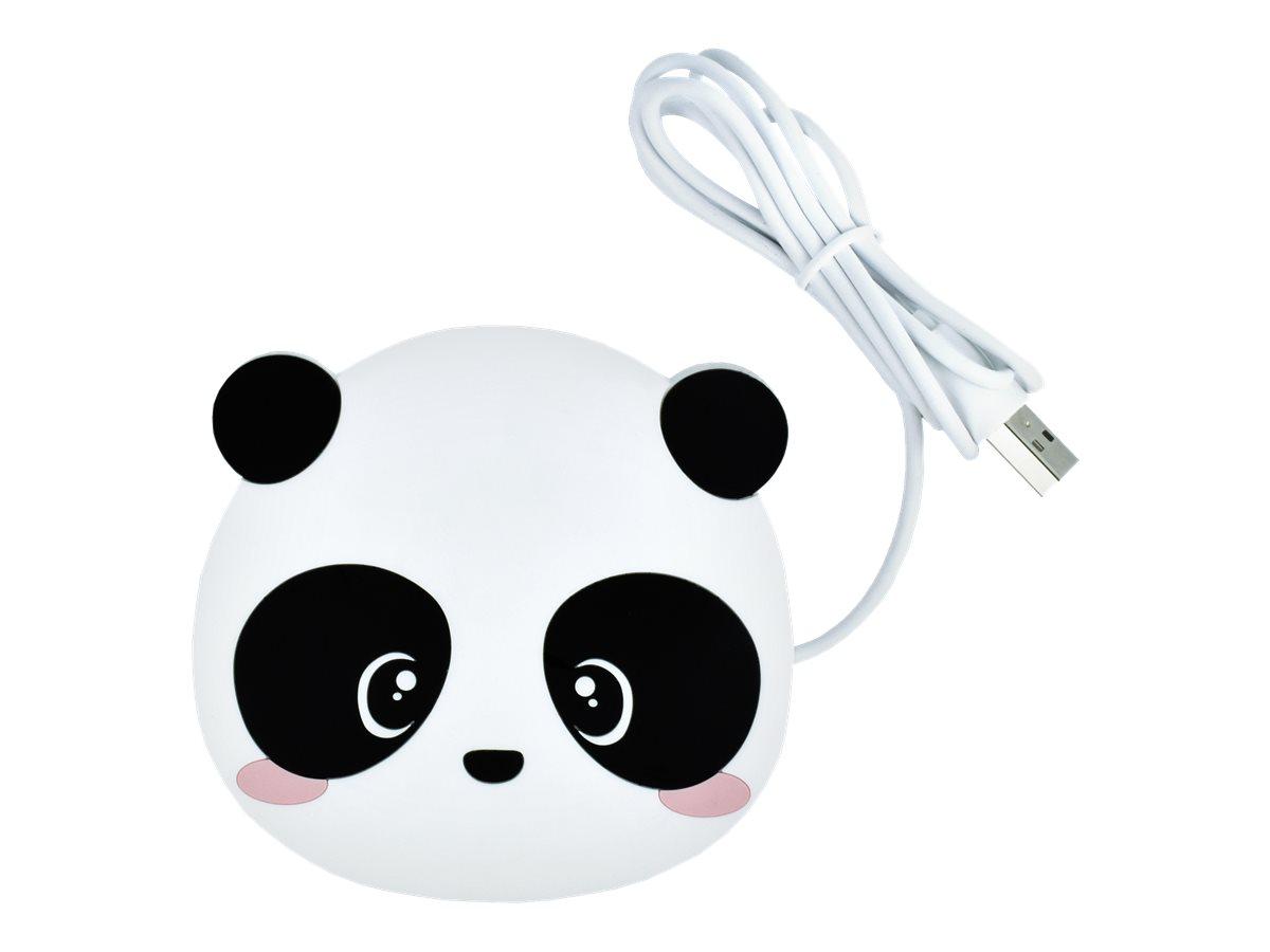 Legami - Chauffe-tasse USB - motif panda