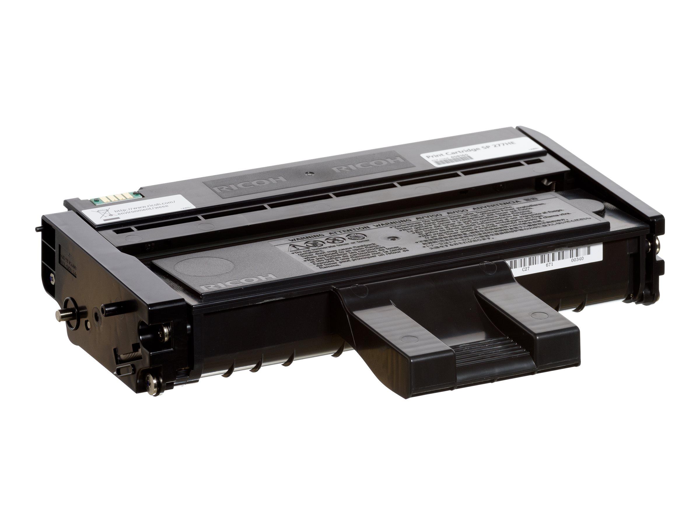 Ricoh SP 277HE - noir - cartouche laser d'origine
