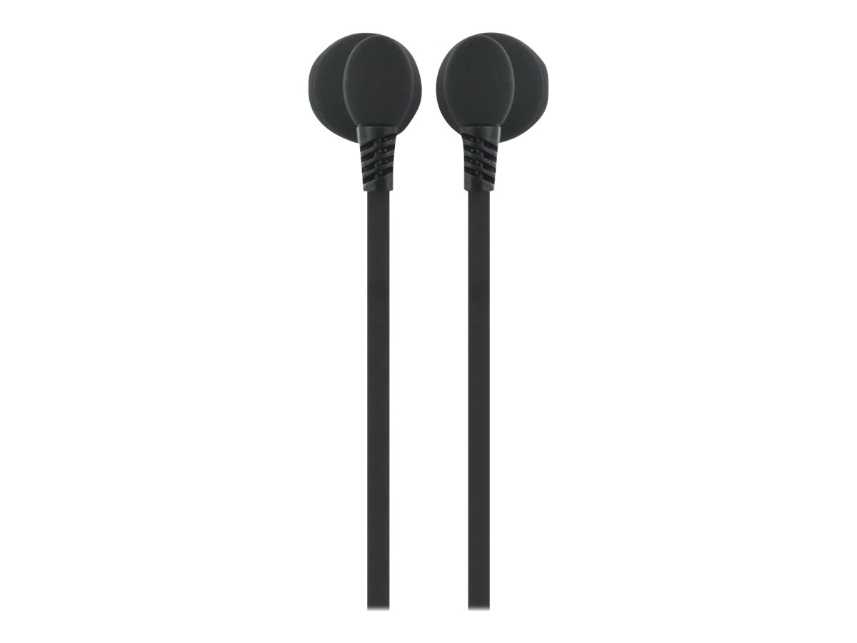 BIGBEN Kit main libre - Ecouteurs filaire avec micro - intra-auriculaire - noir