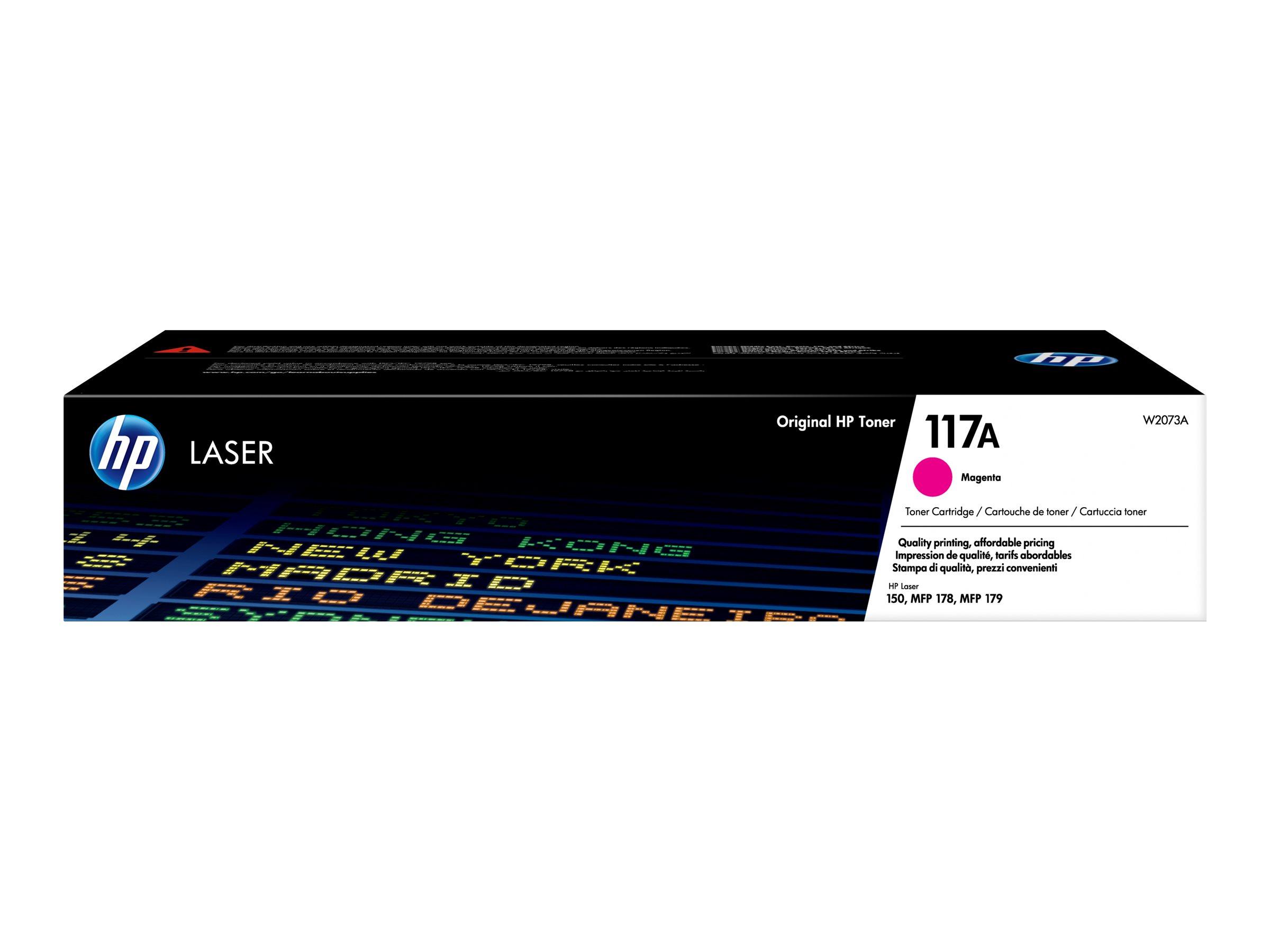 HP 117A - magenta - cartouche laser d'origine