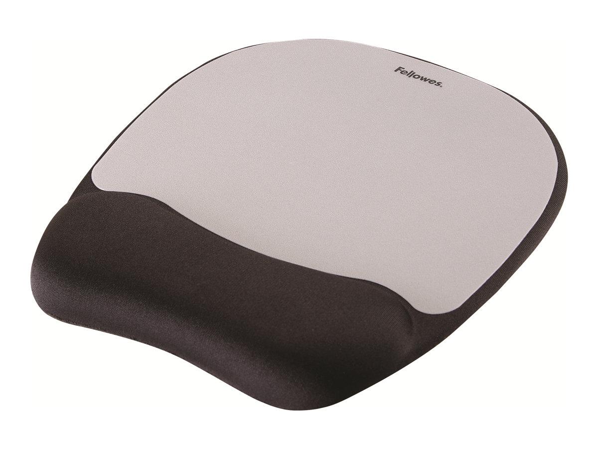 Fellowes - Tapis de souris / Repose-poignet en mousse à mémoire de forme