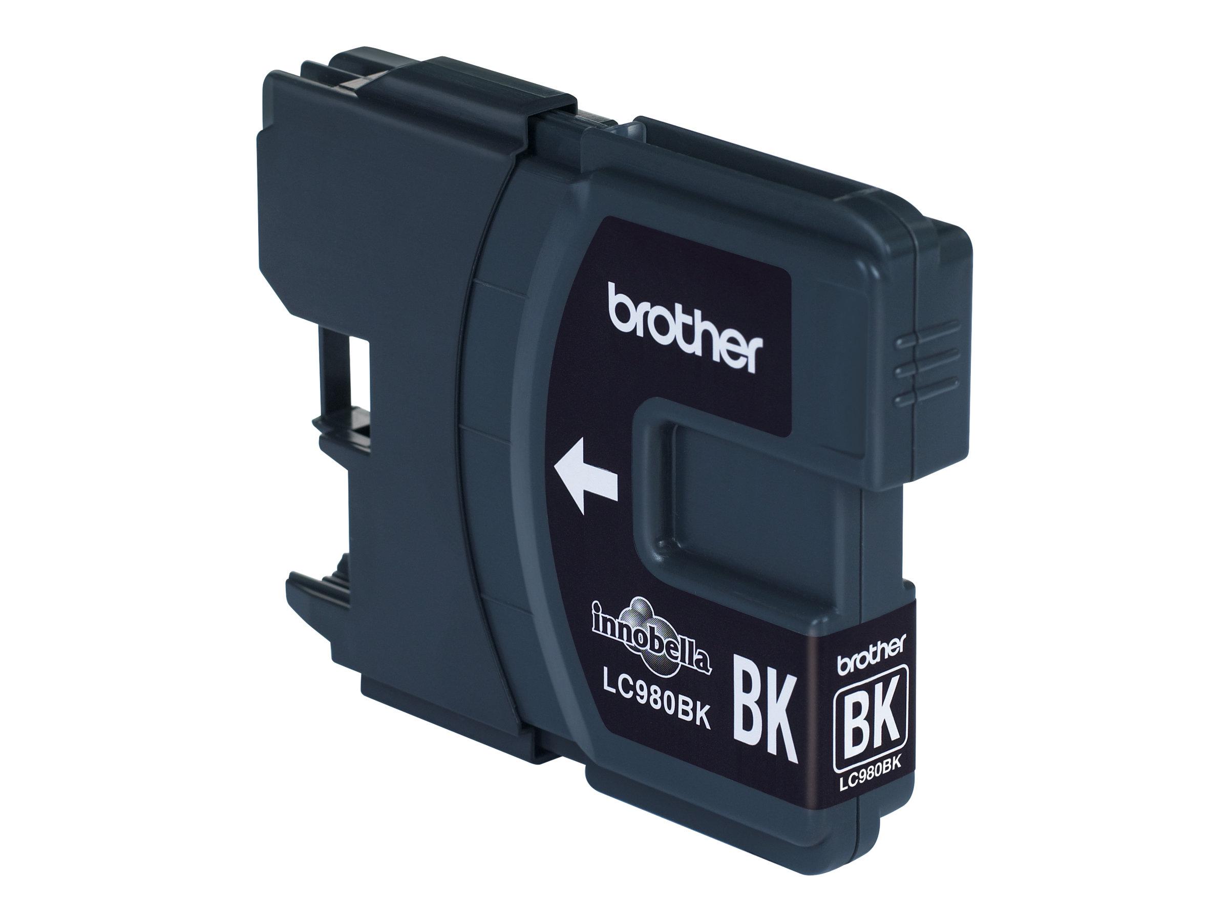 Brother LC980 - noir - cartouche d'encre originale