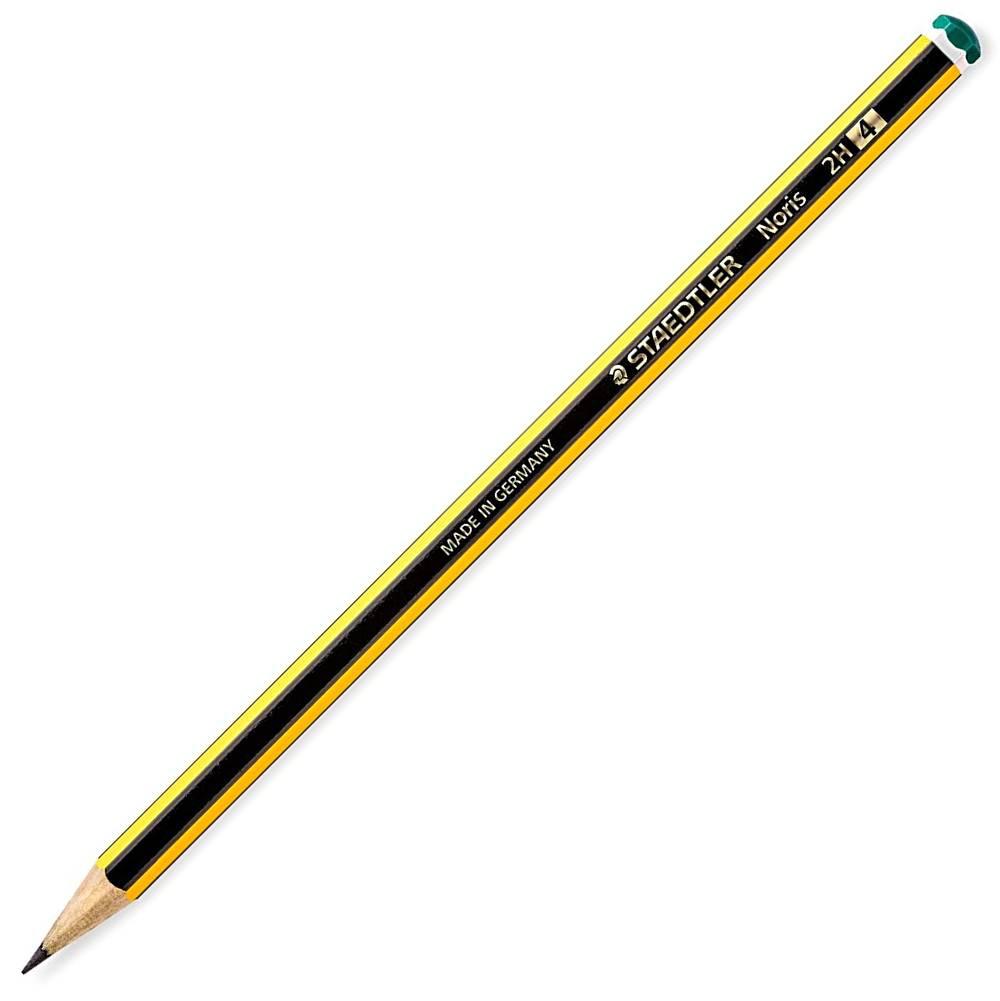 STAEDTLER Noris - Crayon à papier - 2H - 2 mm