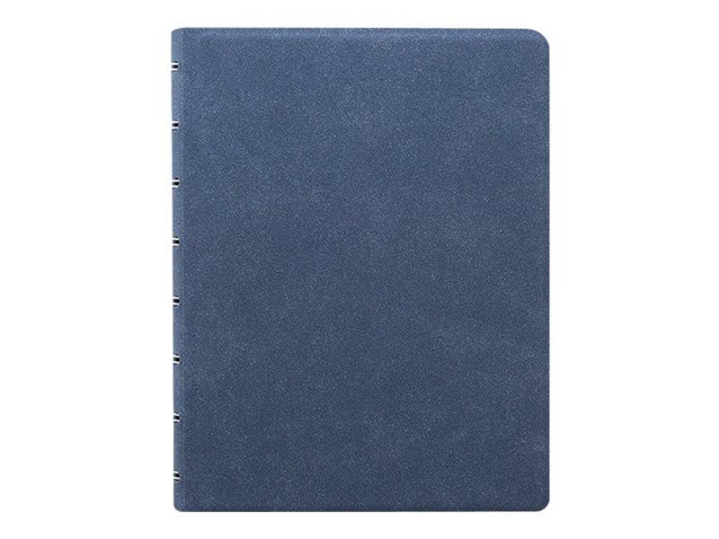 Filofax Architexture - Carnet de notes à spirale A5 - bleu