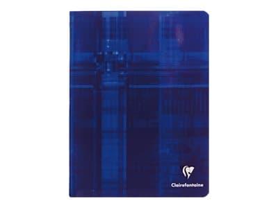 Clairefontaine - Cahier 17 x 22 cm - 48 pages - grands carreaux (Seyes) - disponible dans différentes couleurs
