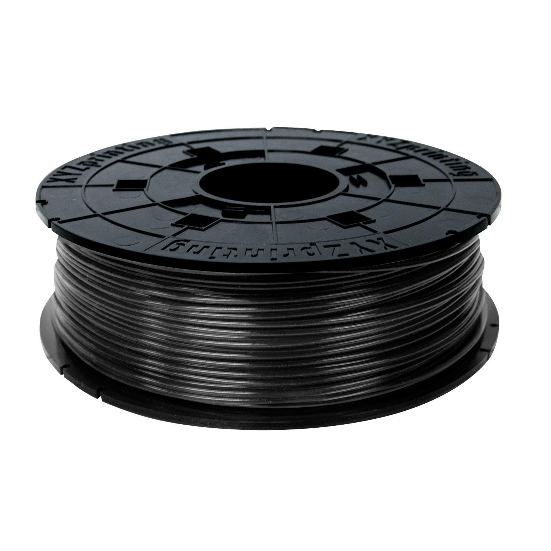 XYZprinting - Filament 3D PLA - noir - Ø 1,75 mm - 600g