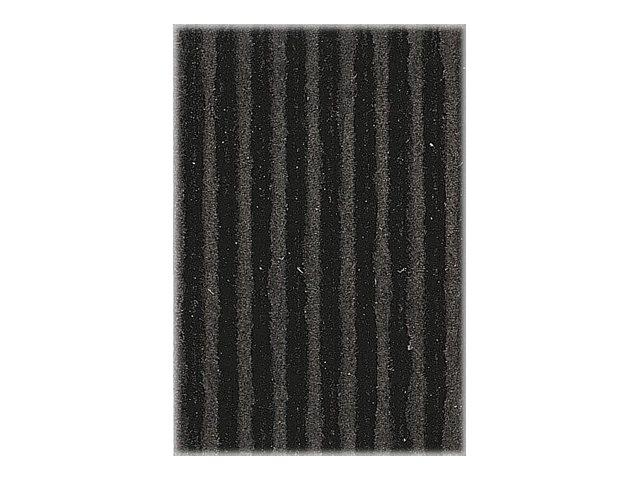 Clairefontaine - Carton ondulé - rouleau de 70 x 50 cm - 300 g/m² - noir