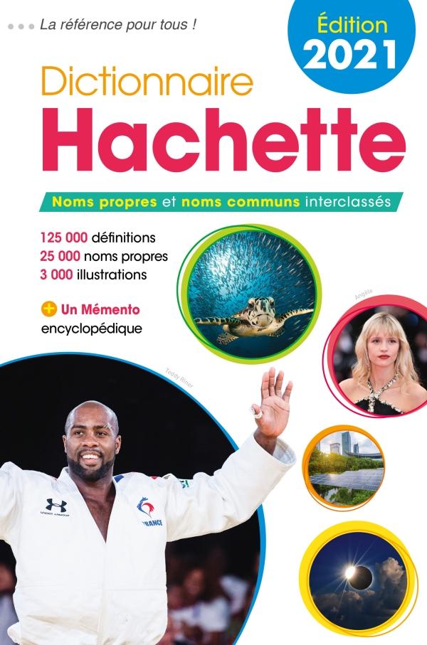 Hachette Dictionnaire Français édition 2021
