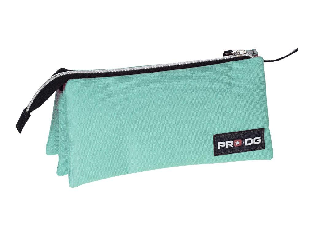 PRO-DG Block - Trousse 3 compartiments - turquoise - Karactermania