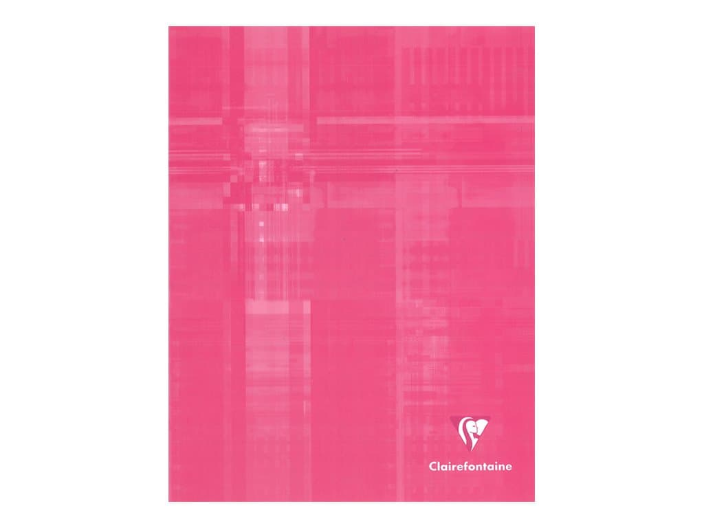 Clairefontaine - Cahier d'écriture DL 2 mm IV - 17 x 22 cm - 32 pages