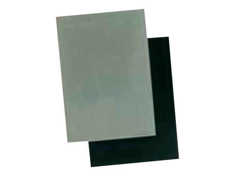 Canson Carton Plume - Carton mousse - 50 x 65 cm - noir et gris - 5 mm