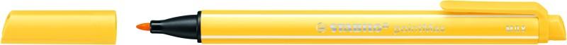 STABILO pointMax - Feutre d'écriture - pointe moyenne - jaune
