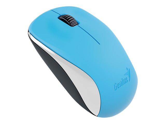 Genius NX-7000 - souris sans fil - bleue