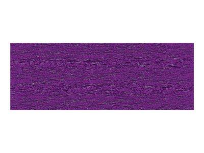 Clairefontaine Premium - Papier crépon - Rouleau 50 cm x 2,5 m - 40 g/m² - violet