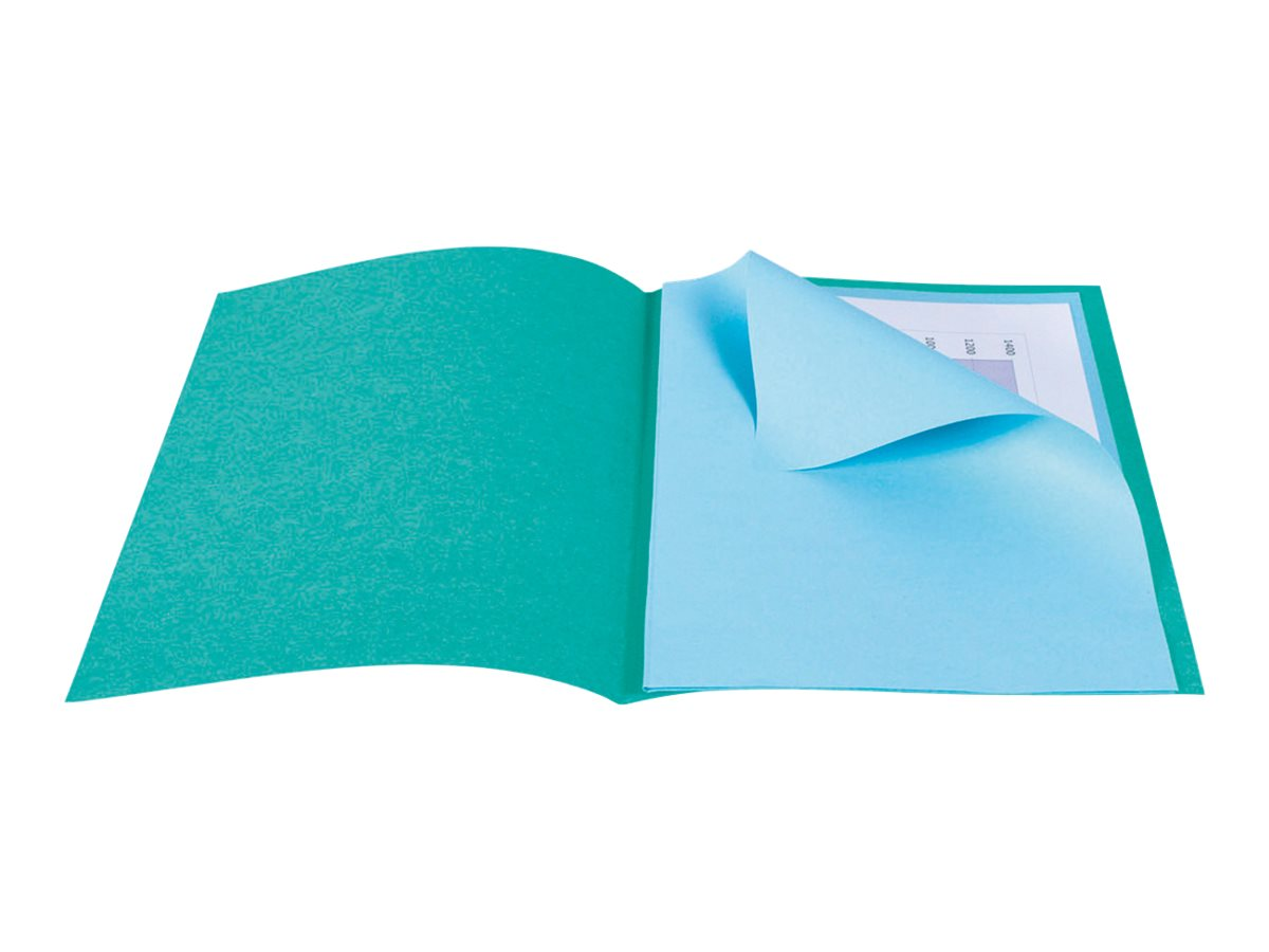 Exacompta Forever - 50 Chemises + 100 sous-Chemises - 170 + 60 gr - couleurs assorties