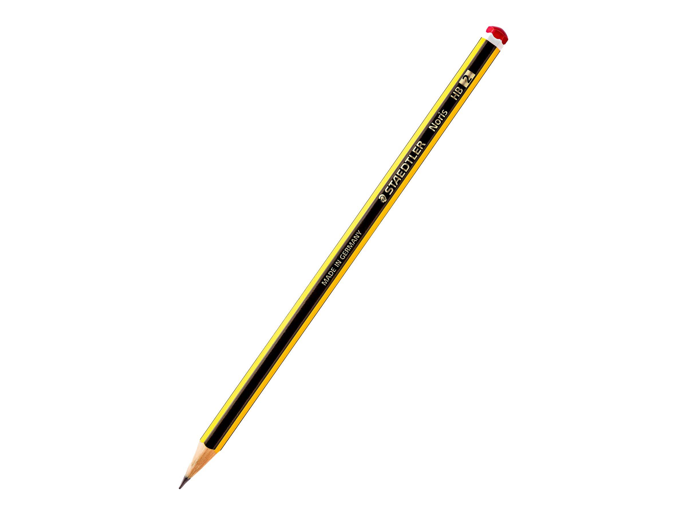STAEDTLER Noris - Crayon à papier - HB - 2 mm