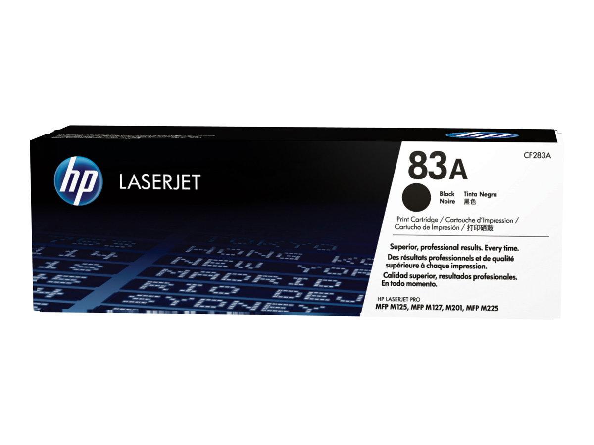 HP 83A - noir - cartouche laser d'origine