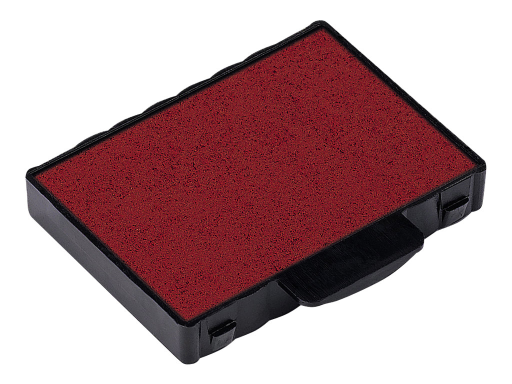 Trodat - 3 Encriers 6/50 recharges pour tampon 5030/5200/5430 - rouge