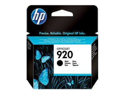 HP 920 - noir - cartouche d'encre originale