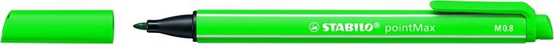 STABILO pointMax - Feutre d'écriture - pointe moyenne - vert émeraude