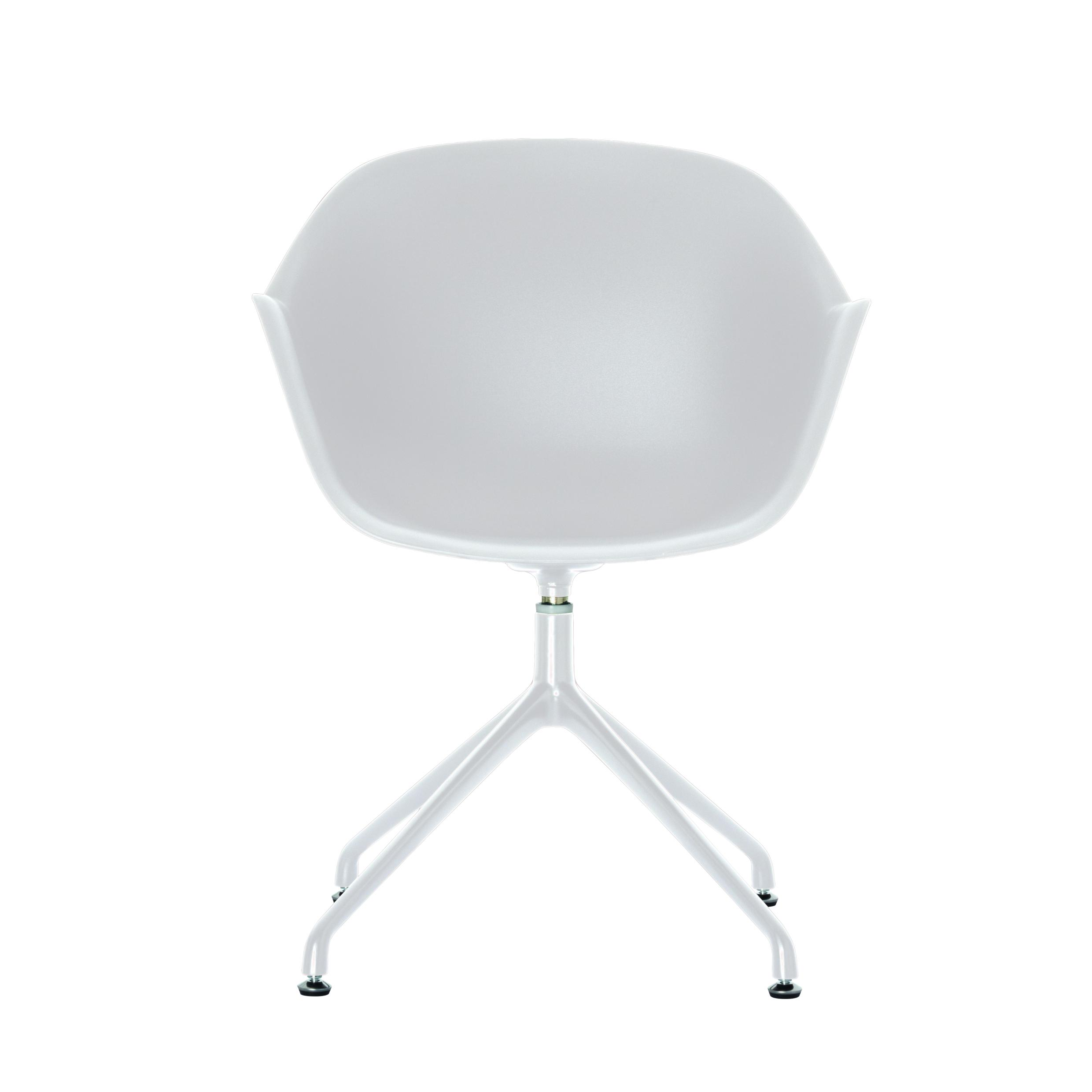 Chaise MOON - blanc