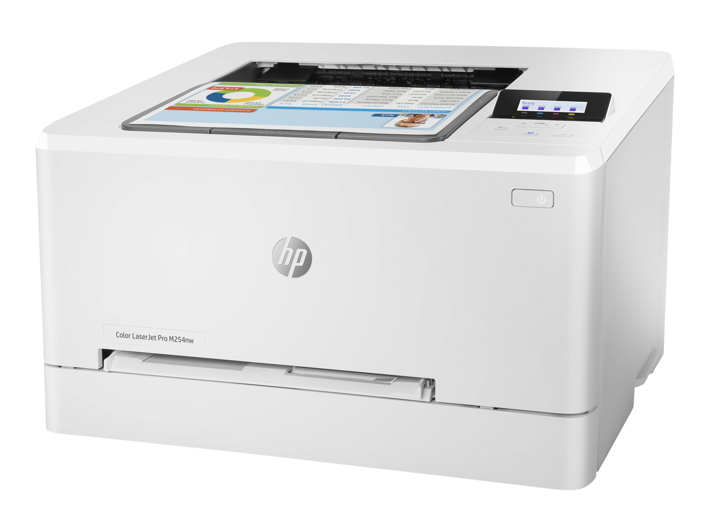 HP Color LaserJet Pro M254nw - imprimante - couleur - laser