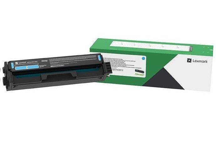 Lexmark C3220C0 - cyan - cartouche laser d'origine