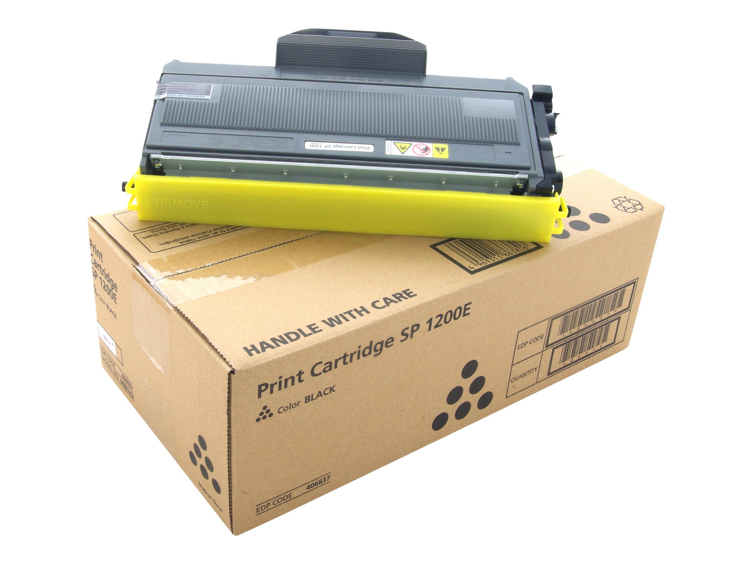 Ricoh SP 1200E - noir - cartouche laser d'origine