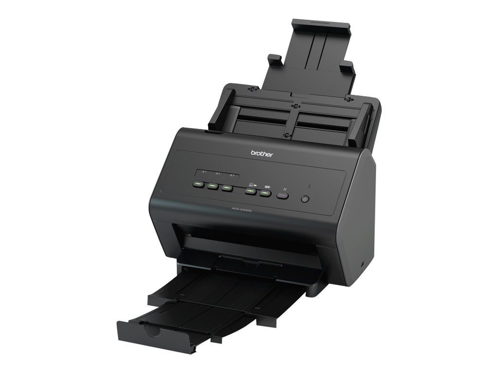 Brother ADS -2400N - scanner de documents A4 - 600 ppp x 600 ppp - 30ppm
