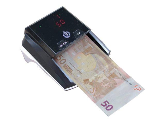 Reskal LD550B - Détecteur de faux billets - infrarouge/magnétique